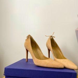 Stuart weitzman peekabow heels
